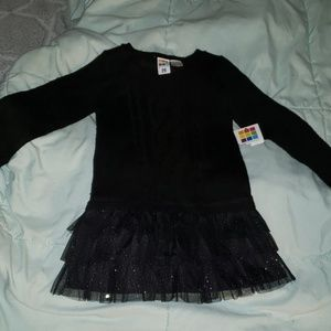 🎉Sale 2 for $20🎉 NWT black sweater dress